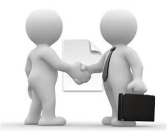 24-02-2014. Formalización de 3 contratos de obras públicas